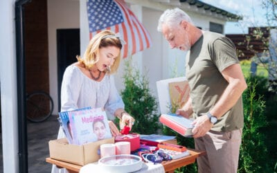 How to Host a Socially-Distanced Garage Sale